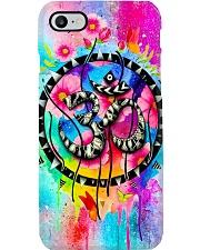 Yoga Colorful Om Phone Case i-phone-7-case