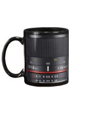 Photographer FE14 M Camera Mug back