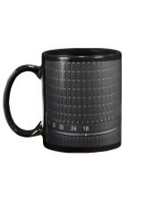Photographer Basic Lens Camera Mug back