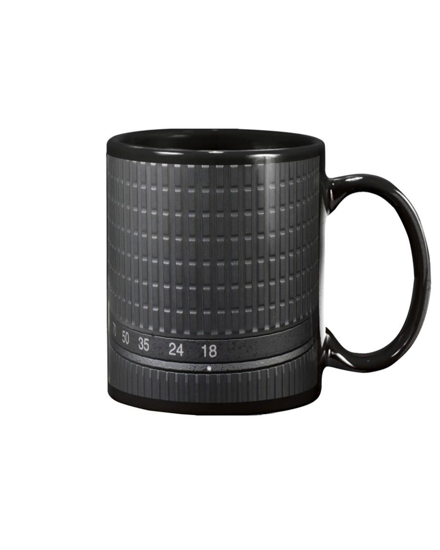 Photographer Basic Lens Camera Mug