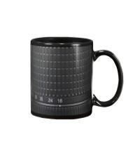 Photographer Basic Lens Camera Mug front