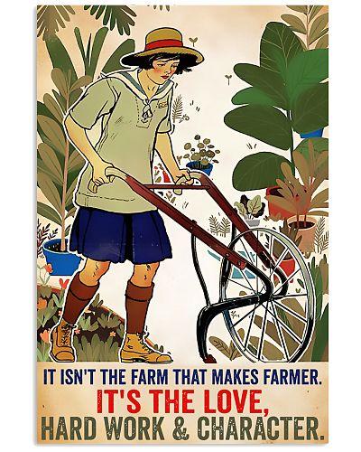 Farmer It Isn't The Farm That Makes Farmer