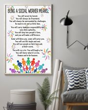 Being A Social Workers Mean Poster 11x17 Poster lifestyle-poster-1