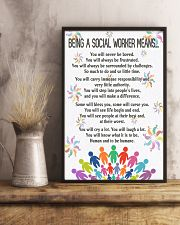 Being A Social Workers Mean Poster 11x17 Poster lifestyle-poster-3