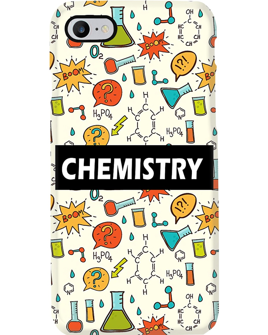 Chemistry Vectors Phonecase Phone Case