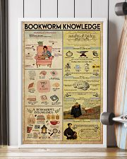 Librarian Bookworm Knowledge 11x17 Poster lifestyle-poster-4