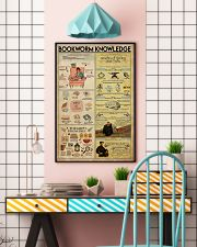 Librarian Bookworm Knowledge 11x17 Poster lifestyle-poster-6