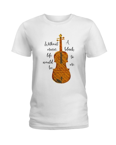 Viola - Without music life would be a blank to me