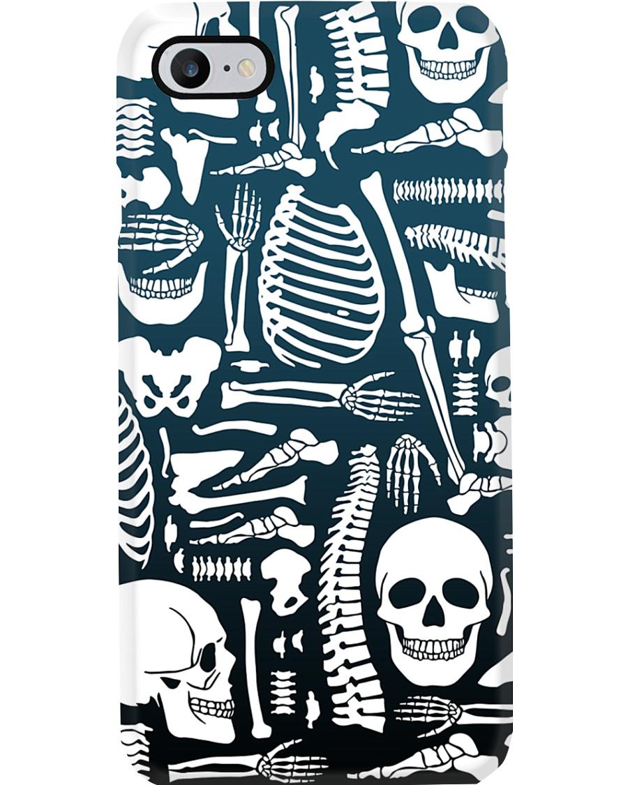 Skeleton Bone Radiology  Phone Case