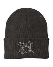 Drummer Drum Kit Knit Beanie thumbnail