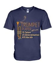 Trumpet Hot Air V-Neck T-Shirt thumbnail