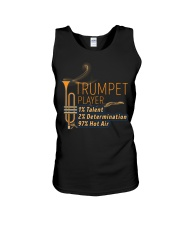 Trumpet Hot Air Unisex Tank thumbnail
