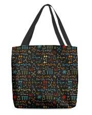 Chemist Color Formular All-over Tote thumbnail