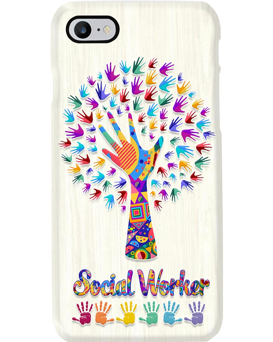 Social Worker  Phone Case