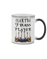 Hear The Bass Guitar Player Color Changing Mug thumbnail