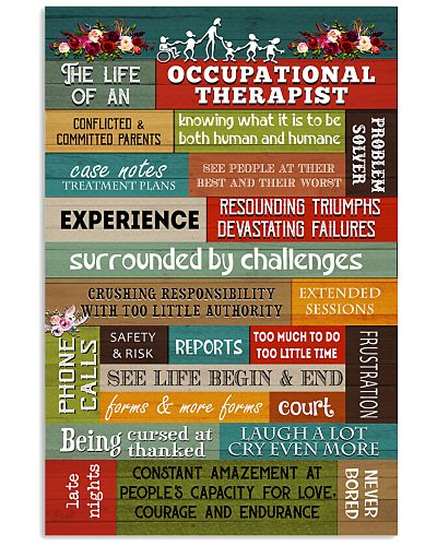 The Life Of An Occupational Therapist
