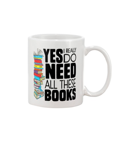 Librarian Yes I Really Do Need All These Books