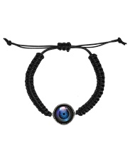 Photographer Gift  Cord Circle Bracelet thumbnail