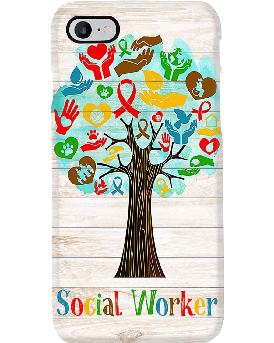 Social Worker Gift Phone Case