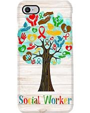 Social Worker Gift Phone Case i-phone-7-case