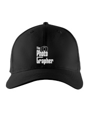Photographer Name Embroidered Hat front