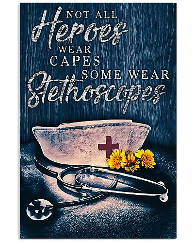 Physician Assistant Some Heroes Wear Stethoscopes