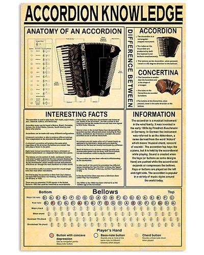 Accordionist Accordion Knowledge
