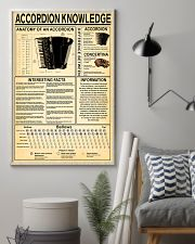 Accordionist Accordion Knowledge 11x17 Poster lifestyle-poster-1