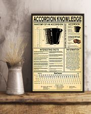 Accordionist Accordion Knowledge 11x17 Poster lifestyle-poster-3