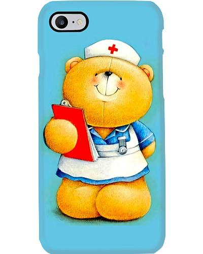Cute CNA Bear