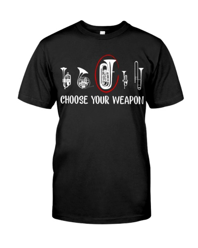 Tubist Choose your weapon