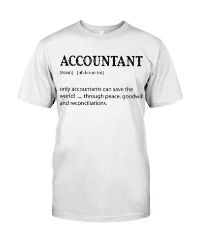 Accountants Save The World