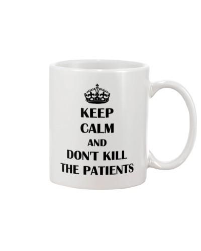 Nurse Keep Calm Funny