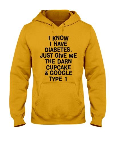 I Know I Have Diabetes Funny