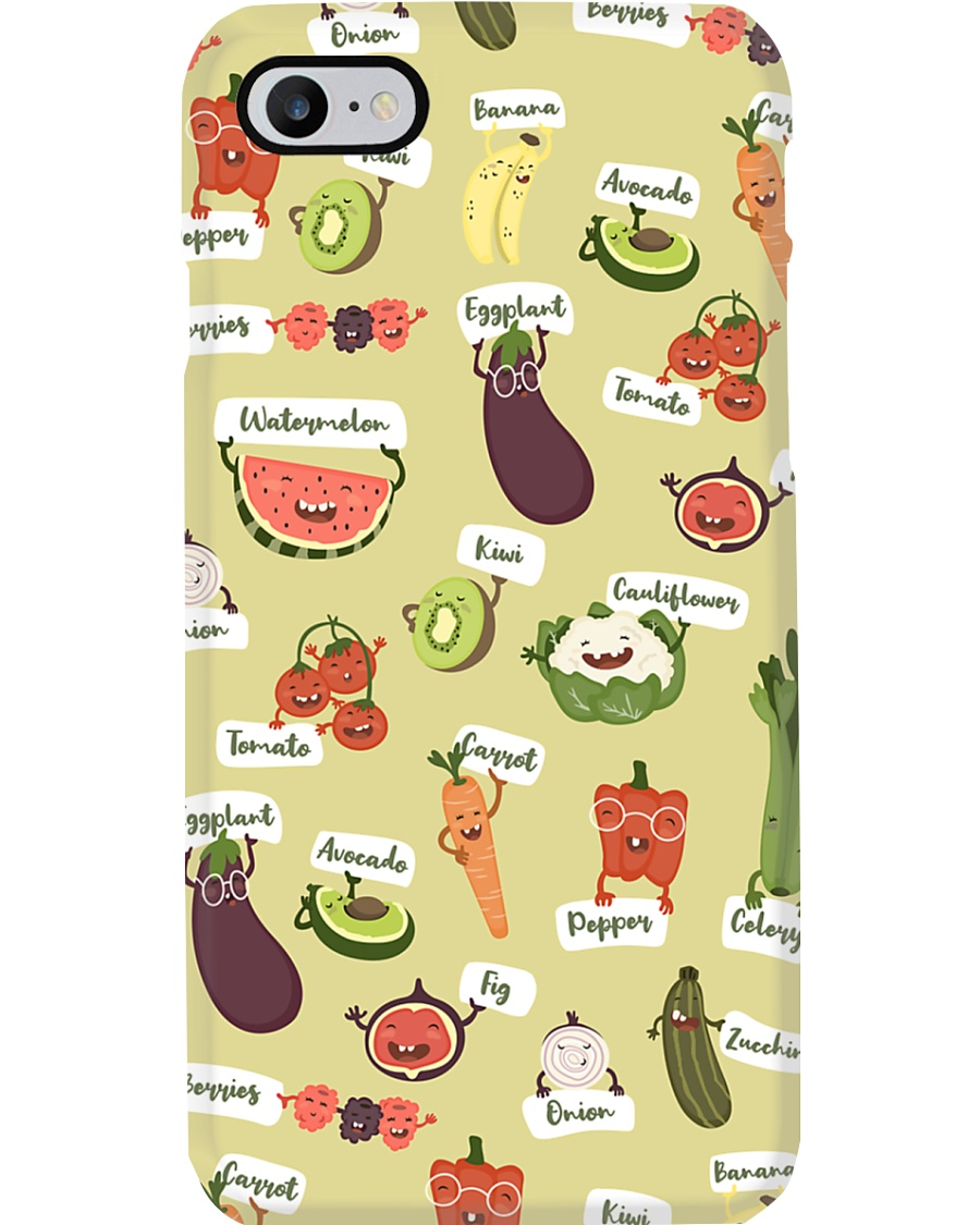 Nutritionist Nutrition Vegetable Phone Case