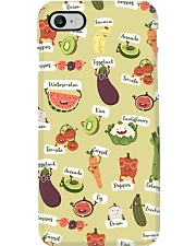 Nutritionist Nutrition Vegetable Phone Case i-phone-7-case