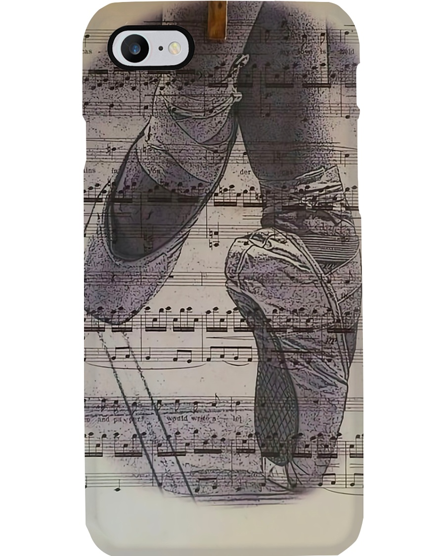 Ballet Shoes Phone Case