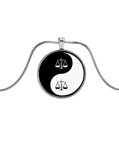 Yin Yang Symbol Paralegal