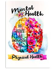 Social Worker Health 11x17 Poster front