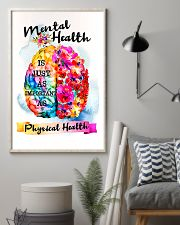 Social Worker Health 11x17 Poster lifestyle-poster-1