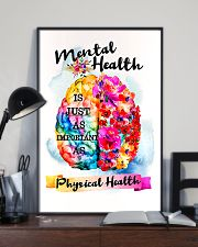 Social Worker Health 11x17 Poster lifestyle-poster-2