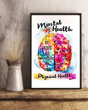 Social Worker Health 11x17 Poster lifestyle-poster-3