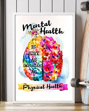 Social Worker Health 11x17 Poster lifestyle-poster-4