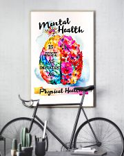 Social Worker Health 11x17 Poster lifestyle-poster-7