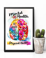 Social Worker Health 11x17 Poster lifestyle-poster-8