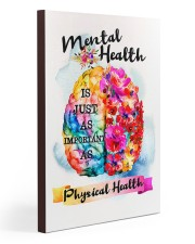 Social Worker Health 20x30 Gallery Wrapped Canvas Prints thumbnail