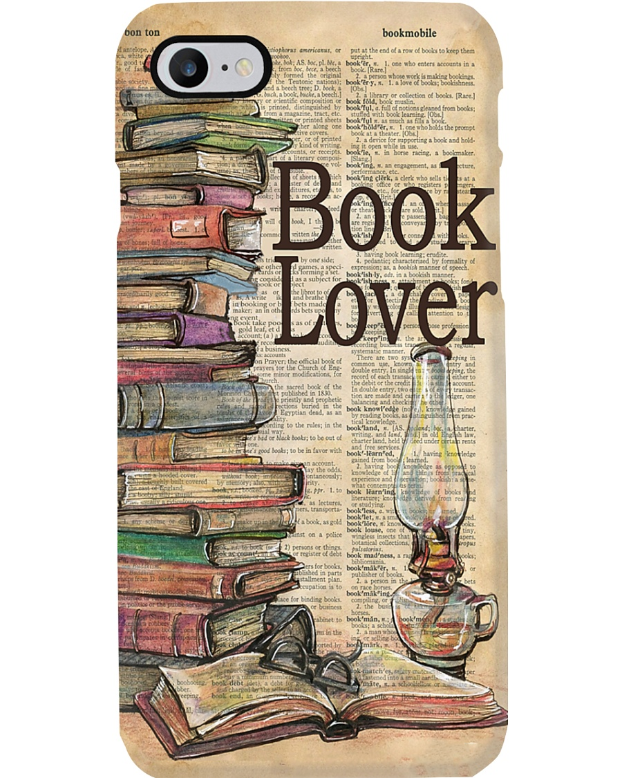 Book Lover Gift Phone Case