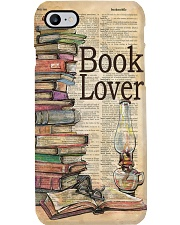 Book Lover Gift Phone Case i-phone-8-case