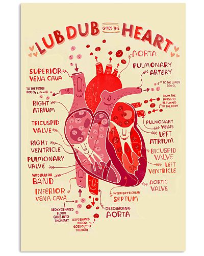Lub Dub Goes The Heart Cardiologist