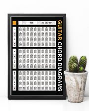 Guitar Chord Diagrams 11x17 Poster lifestyle-poster-8